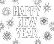 You need to explain them do not go out the lines. New Year Coloring Pages To Print New Year Printable
