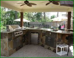 ... Kitchen Design Your Own Outdoor Kitchen And Eat In Kitchen Designs  Filled By Great Environment And