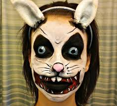 Small Picture IM BACK Easter Bunny Face Paint Tutorial YouTube