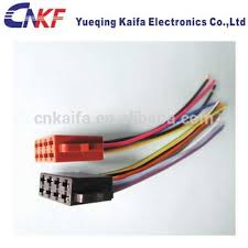 auto audio iso lead wiring harness connector iso 10487 buy audio iso wiring harness auto audio iso lead wiring harness connector iso 10487