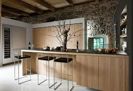 Classic And Modern Kitchens Modern Rustic Kitchen Designs