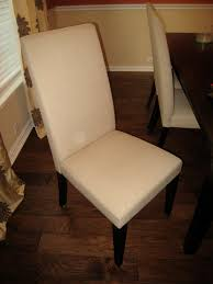 decorating chairs with parsons chair slipcovers for your inspiration parson chairs creations by kara and