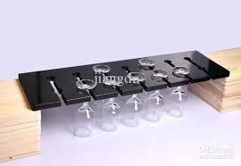 wall mounted wine glass rack wooden wall mounted wine glass rack wall wine glass rack wine