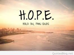 goodreads hope quotes