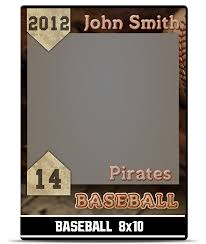 free trading card template baseball trading card template baseball 810 template teamtemplates