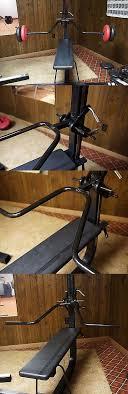 Home Gyms 158923 Soloflex Muscle Machine Ez Mount Bar