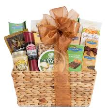 supplemental gift image clic gourmet gift basket