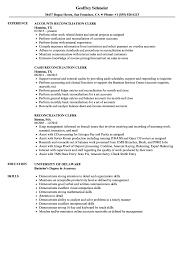 Reconciliation Resume Resume Online Builder