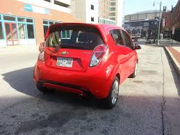 Review: 2015 Chevrolet Spark LT - The Truth About Cars