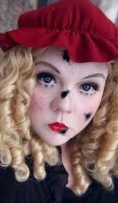 jangsara s broken doll costume makeup tutorial