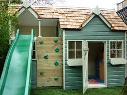 exterior cool children outdoor wooden playhouses ideas overwhelming kids wooden playhouse decorating ideas introduces
