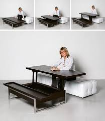 Coffee table desk combo like the idea n concept. Just not this exact one .  | surface space | Pinterest | Desks, Room inspiration and Office spaces