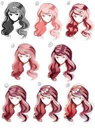 hair paint tutorial by broyam
