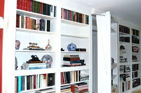 murphy door bookcase bookcase bookshelf door closet door image of door bookcase library
