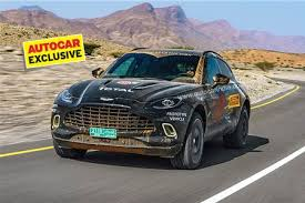 Aston Martin Dbx Price Images Reviews And Specs Autocar India
