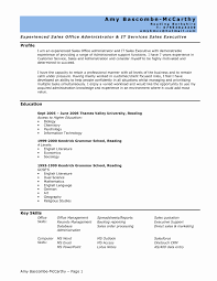 Best Resume Format For Administrative Assistant Fresh Download