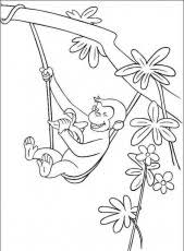 Small Picture Banana Tree Coloring Page Coloring Coloring Home