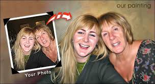 Portrait Painting from Photos...your memories turned into Art!