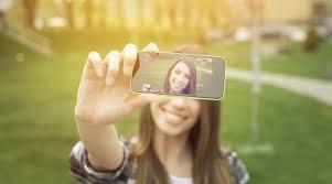 Image result for taking selfie