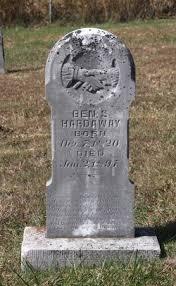 Benjamin Stith Hardaway (1820-1897) - Find A Grave Memorial
