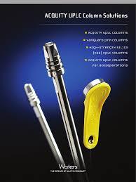 Acquity Uplc Column Solutions Manualzz Com