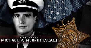 Medal Of Honor: Lieutenant Michael P. Murphy (Seal), Usn
