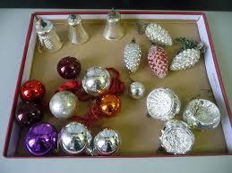 20 X Christbaumschmuck Weihnachten Baumschmuck Kugeln Zapfen