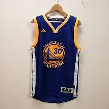 Details About Adidas Nba Stephen Curry Golden State Warriors 30 Swingman Jersey Away A45910