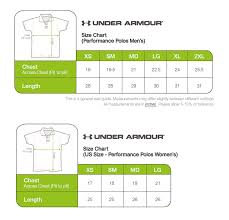 Under Armor Size Chart Under Armour Team Jersey Printing Printeesg