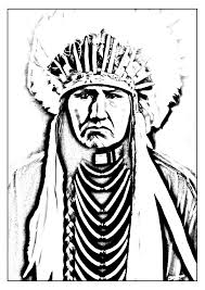 dd19a63d33e97b301ff00fd3309ade27 free coloring page coloring adult native american indian coloring on native american coloring books for adults