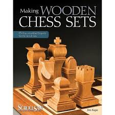 Wooden Board Games To Make Making Wooden Chess Sets by Jim Kape Rockler Woodworking and 90