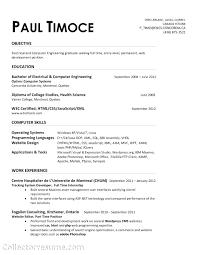 Resume Format Website Sirenelouveteauco