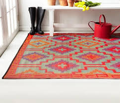 contemporary decoration areas with haza indoor outdoor rug and
