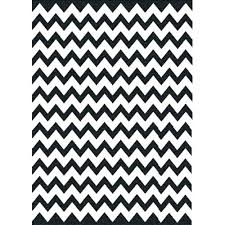 black chevron rug and white graphic urban outfitters 8x10