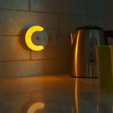 Amber Light For Sleep Sleep Aid Motion Night Light Amber
