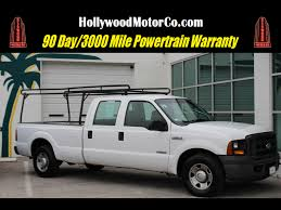 2007 ford super duty f 350 srw 2wd crew cab 172 xl
