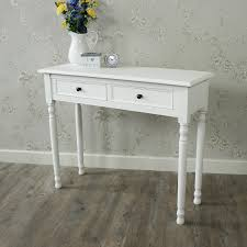 hall table furniture. Camille Range - White Console Table Hall Furniture