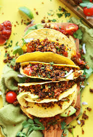 Quinoa Taco Meat | Minimalist Baker Recipes