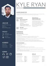 Free Web Developer Resume Free Designs Web Developer Resume Web