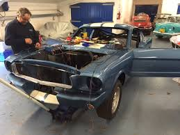 bespoke wiring harness cck historic shelby mustang gt350 fia race car build custom wiring loom