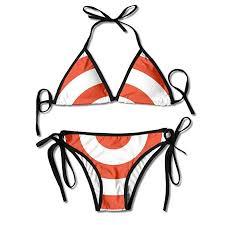 Target Swimsuit Size Chart Amazon Com Women Sexy Bikini Set Vector Design Target