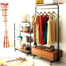 closet clothes rack up closet mobile closet
