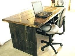 rustic office furniture desk amazing of regarding design 2 austin n75