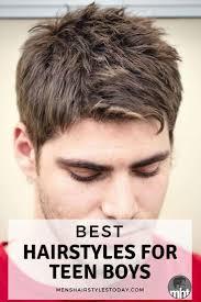 Mens Hairstyles 2018 Uk Menshairstyles Mens Hairstyles Teen Boy