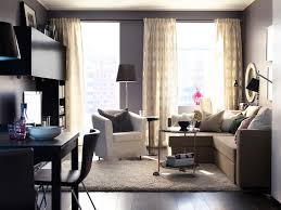 Living Room With Desk Luxury Desk In Living Room Apartment For Your Apartment Design