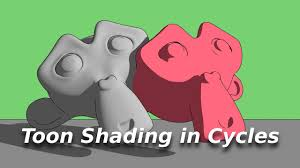 toon shading in cycles tutorial