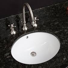 Bathroom Sink Material Undermount Bathroom Sinks Signature Hardware