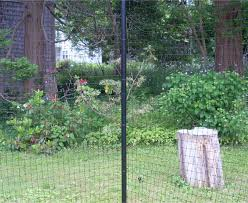 black welded wire fence. Very Strong Dog Fence Kit, 4 X 300 Feet, Welded Wire Fencing Black C