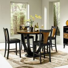 magnificent round counter height dining table at bloomsbury market sarris reviews