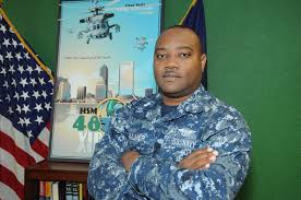 American Connections Media Outreach: Mandeville Manchester, Jamaica Native  keeps the Navy's newest, most advanced helicopters flying